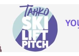 Popit participated in the unique Tahko Ski Lift Pitch event on April 21st 2017